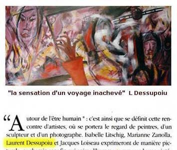 Univers des Arts - Octobre 2002