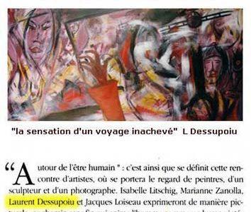 Univers des Arts - Octobre 2002